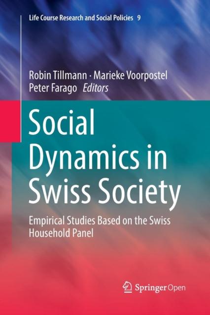 Social Dynamics in Swiss Society