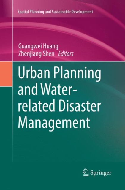 Urban Planning and Water-related Disaster Management