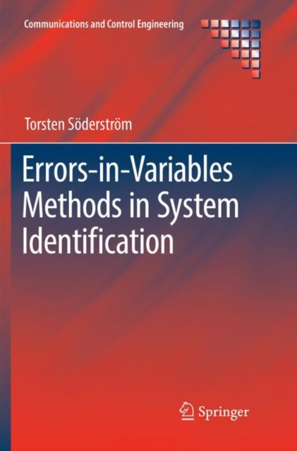 Errors-in-Variables Methods in System Identification