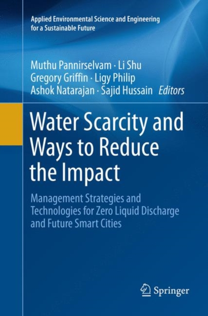 Water Scarcity and Ways to Reduce the Impact