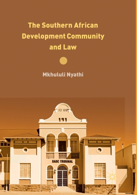 Southern African Development Community and Law