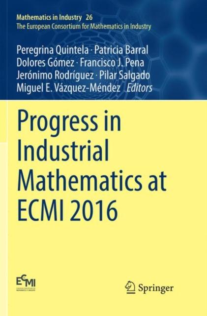 Progress in Industrial Mathematics at ECMI 2016