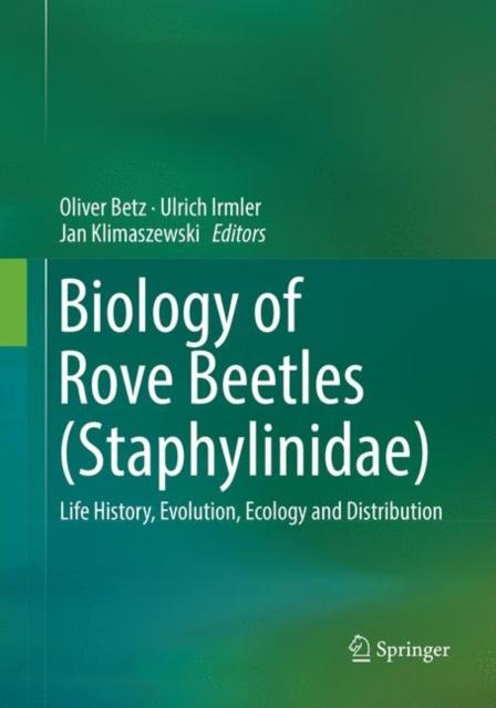 Biology of Rove Beetles (Staphylinidae)