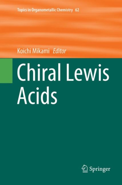 Chiral Lewis Acids