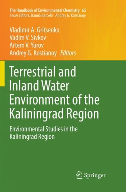 Terrestrial and Inland Water Environment of the Kaliningrad Region