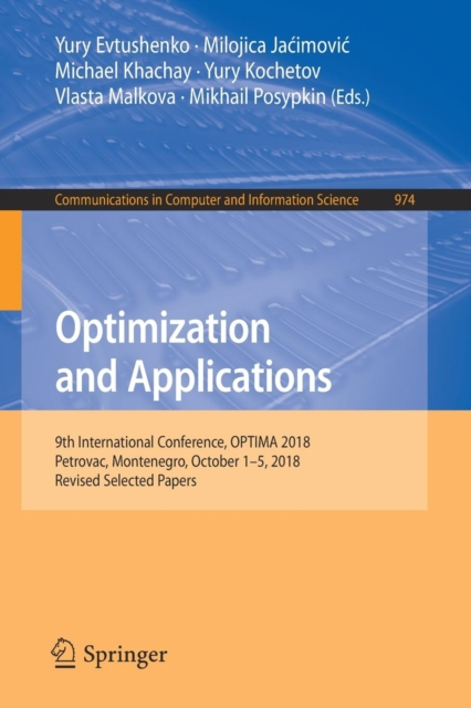Optimization and Applications