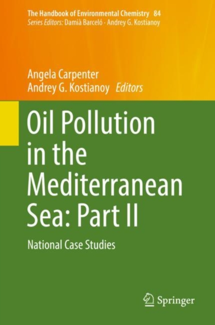 Oil Pollution in the Mediterranean Sea: Part II