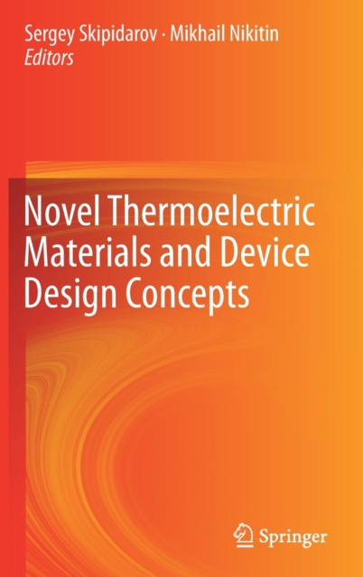 Novel Thermoelectric Materials and Device Design Concepts