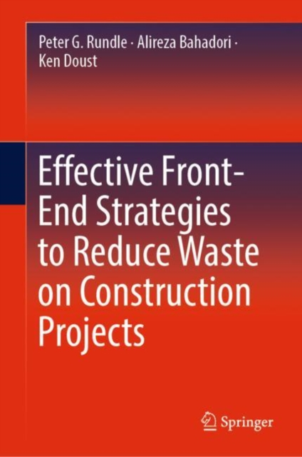 Effective Front-End Strategies to Reduce Waste on Construction Projects