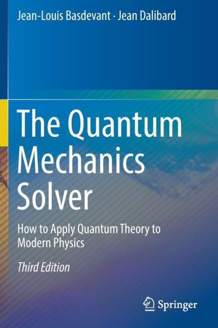 Quantum Mechanics Solver