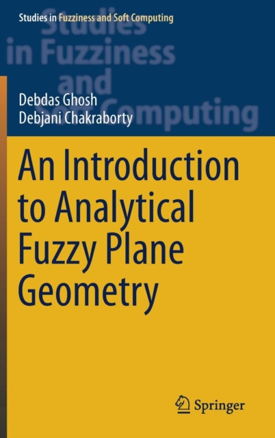 Introduction to Analytical Fuzzy Plane Geometry
