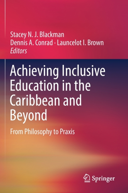 Achieving Inclusive Education in the Caribbean and Beyond