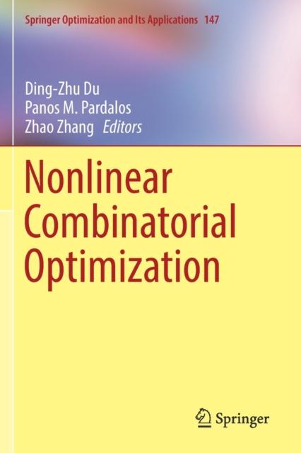 Nonlinear Combinatorial Optimization