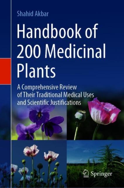 Handbook of 200 Medicinal Plants