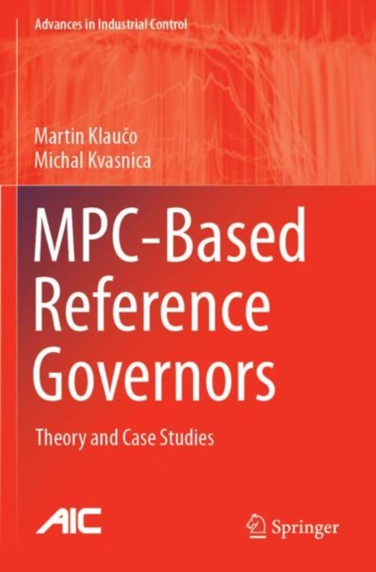 MPC-Based Reference Governors