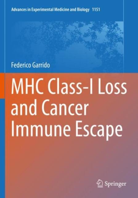 MHC Class-I Loss and Cancer Immune Escape