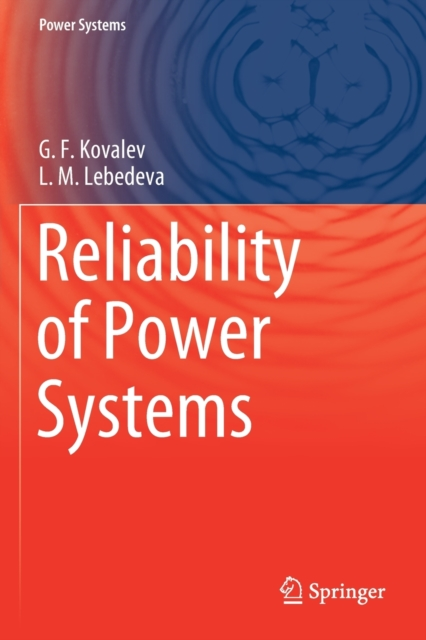 Reliability of Power Systems