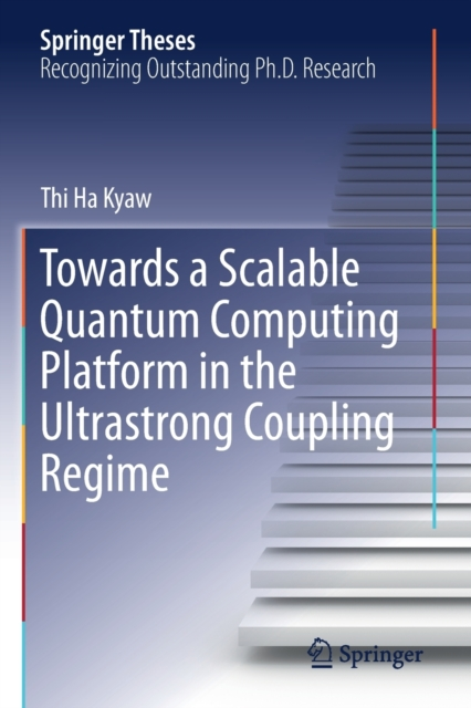 Towards a Scalable Quantum Computing Platform in the Ultrastrong Coupling Regime