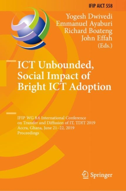 ICT Unbounded, Social Impact of Bright ICT Adoption