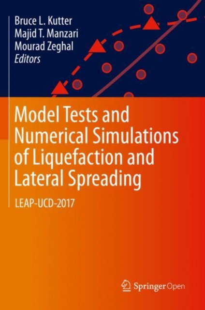 Model Tests and Numerical Simulations of Liquefaction and Lateral Spreading