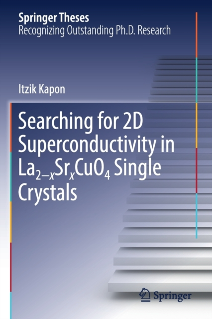 Searching for 2D Superconductivity in La2 xSrxCuO4 Single Crystals