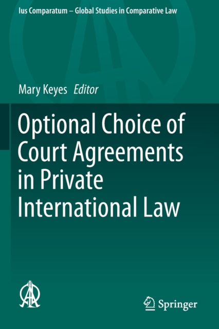 Optional Choice of Court Agreements in Private International Law