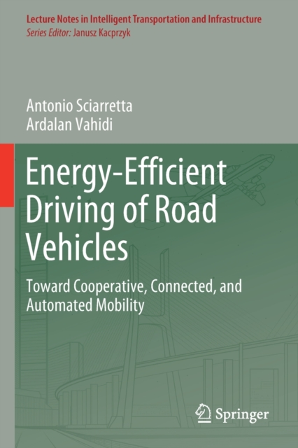 Energy-Efficient Driving of Road Vehicles