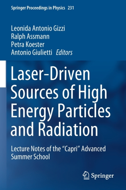 Laser-Driven Sources of High Energy Particles and Radiation