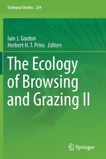 Ecology of Browsing and Grazing II