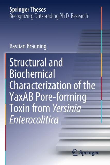 Structural and Biochemical Characterization of the YaxAB Pore-forming Toxin from Yersinia Enterocolitica