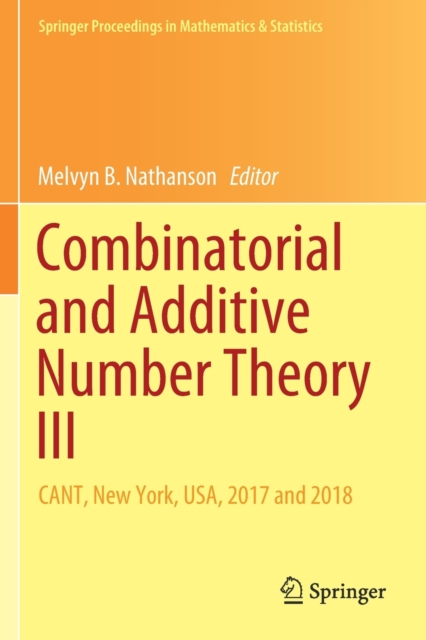 Combinatorial and Additive Number Theory III