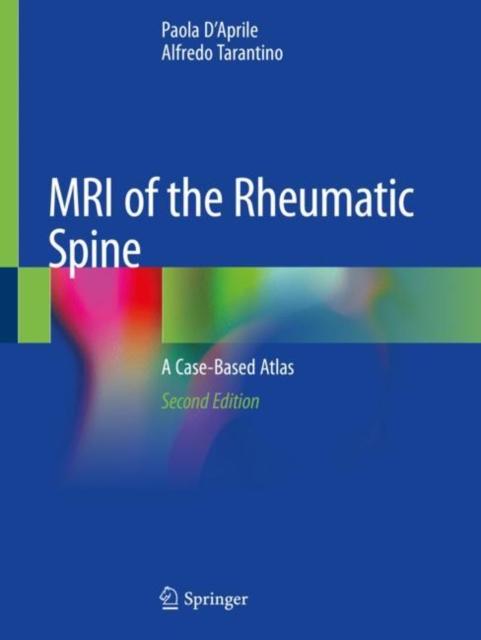 MRI of the Rheumatic Spine