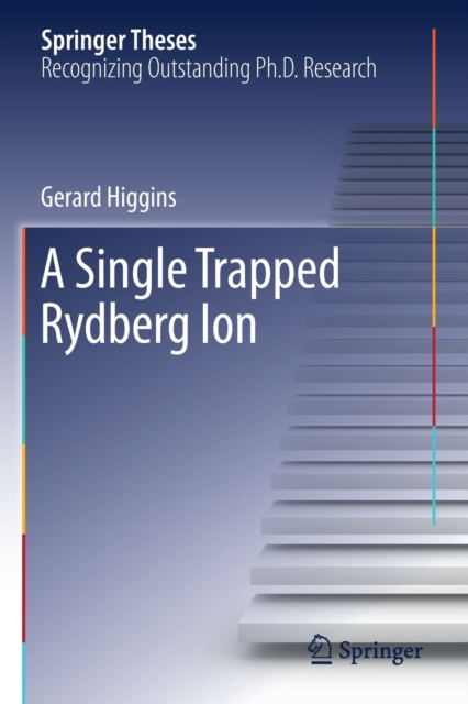 Single Trapped Rydberg Ion