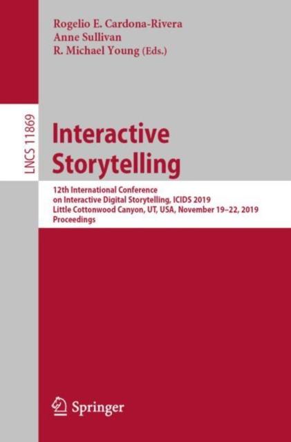 Interactive Storytelling