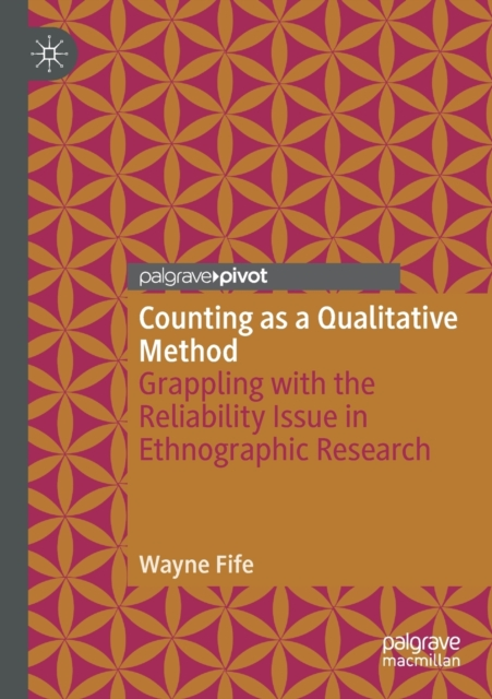 Counting as a Qualitative Method
