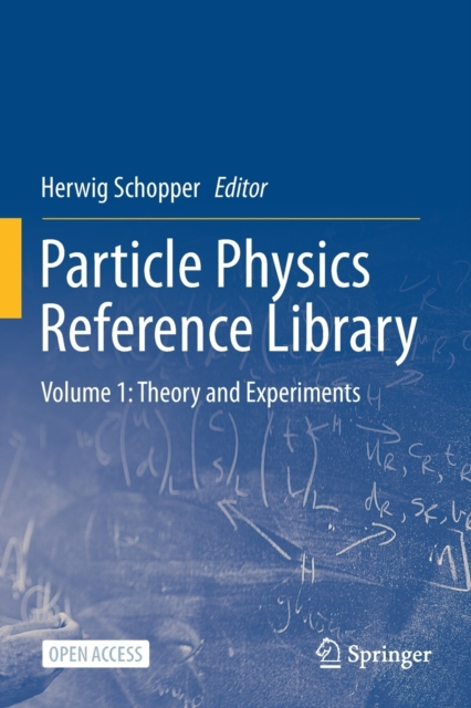 Particle Physics Reference Library