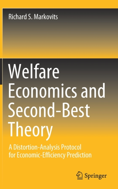 Welfare Economics and Second-Best Theory