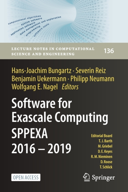 Software for Exascale Computing - SPPEXA 2016-2019