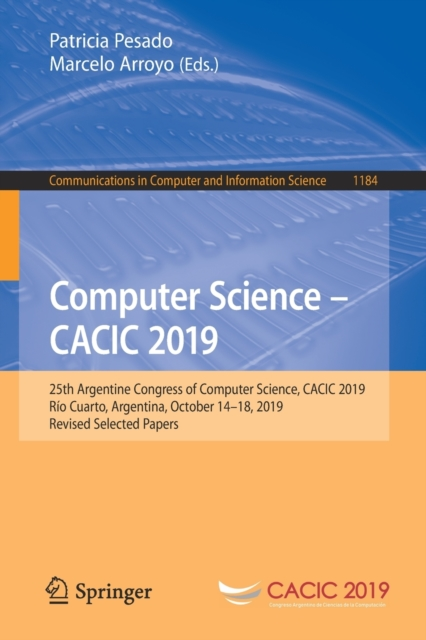 Computer Science - CACIC 2019