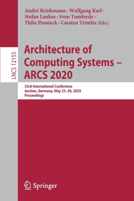Architecture of Computing Systems - ARCS 2020