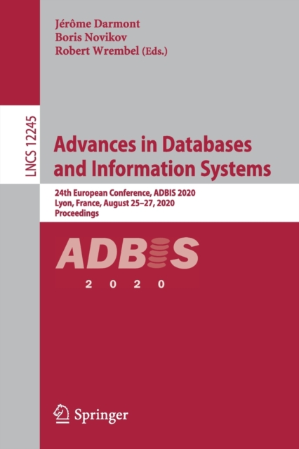 Advances in Databases and Information Systems