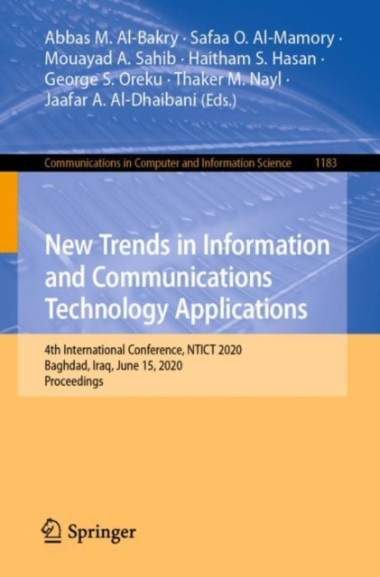 New Trends in Information and Communications Technology Applications