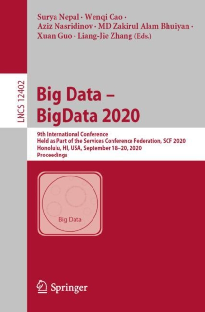 Big Data - BigData 2020