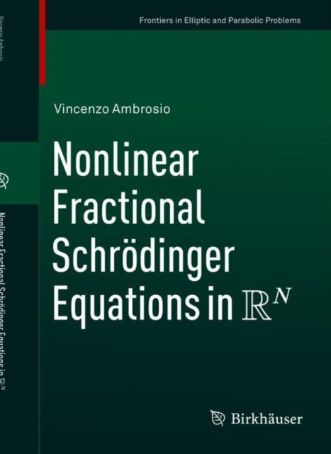 Nonlinear Fractional Schroedinger Equations in R^N