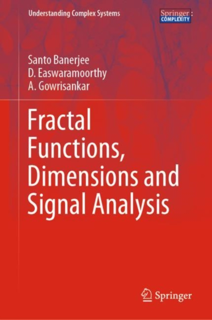 Fractal Functions, Dimensions and Signal Analysis