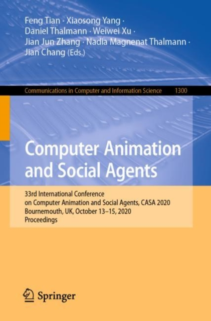 Computer Animation and Social Agents