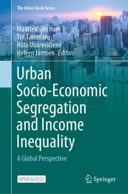 Urban Socio-Economic Segregation and Income Inequality