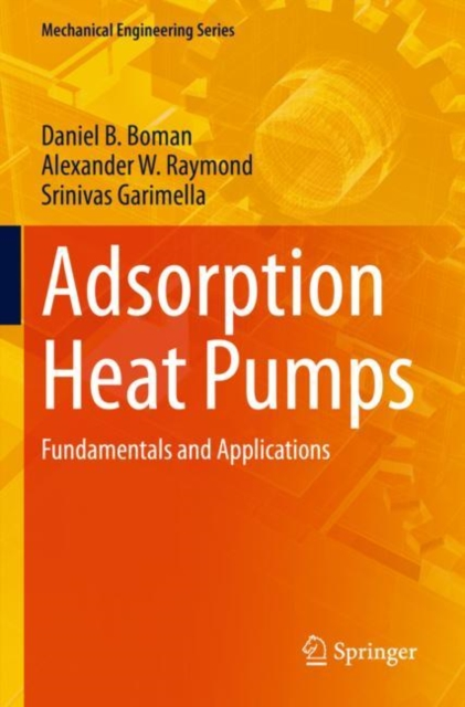Adsorption Heat Pumps