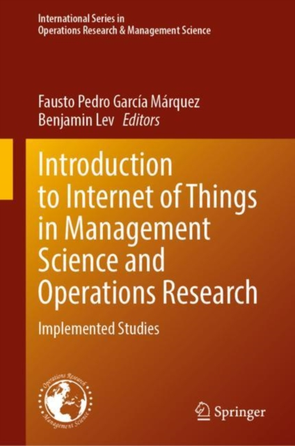 Introduction to Internet of Things in Management Science and Operations Research