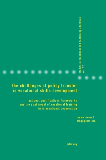 Challenges of Policy Transfer in Vocational Skills Development